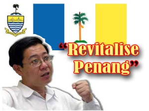 Penang leads & revitalised