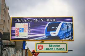 BN promise Penang a Monorail in 2008
