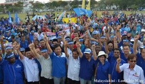 What an Outing Day for Penang BN...